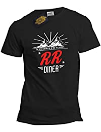Cultzilla Double R Diner T-Shirt, inspired by Twin Peaks