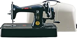 Usha Umang Straight Stitch Composite Sewing Machine (Black)