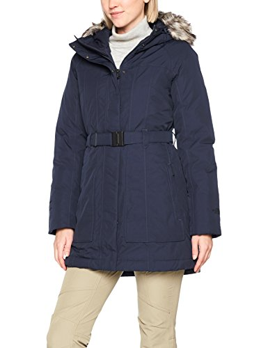 THE NORTH FACE Damen Brooklyn Parka 2, Urban Navy, M - Down North Damen Jacke Face