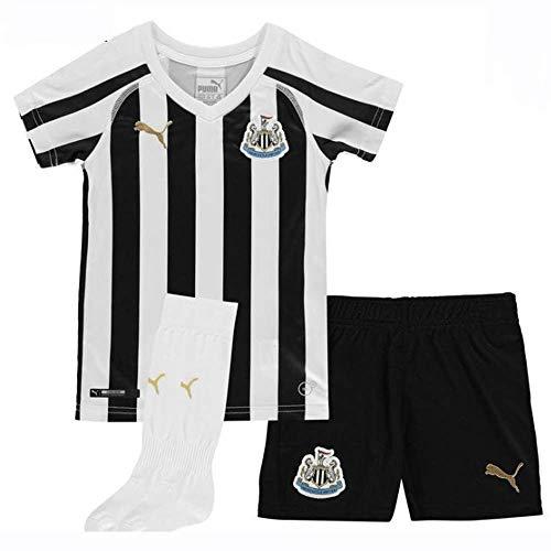 Puma Newcastle United Home 2018/19 Football Mini Kit-5-6 Years