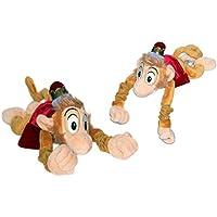 Disney de Alemania y de mono de peluche parlante
