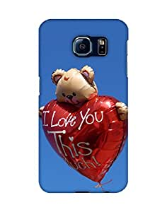 Mobifry Back case cover for Samsung Galaxy S6 SM-G920 Mobile ( Printed design)