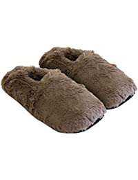 8b2f57bf78d Zapatillas térmicas Pantuflas de Granos para el microondas y el Horno -  Zapatillas para microondas Pantuflas