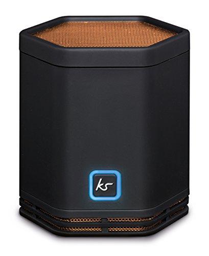 Galleria fotografica KitSound Hive Bluetooth Wireless altoparlante Stereo universale portatile con connettore jack 3,5mm compatibile con smartphone, tablet e MP3dispositivi einschl. iPhone 4/4S/5/5S/5C/Se/6/6Plus/6S/6S Plus, iPad 2/3/4/Air/Mini/Pro, iPod Nano 7, touch 5, Samsung Galaxy S3/S4/S5/S6/S6edge/S6edge +/S7/S7Edge, Galaxy Note 2/3, Galaxy Tab 2/3/4, Xperia Z1/Z2, HTC One/One M8e Google Nexus 5/7/10