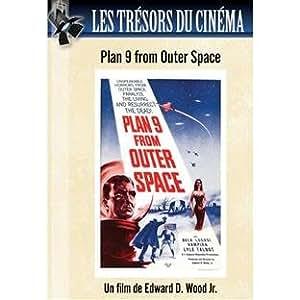 Les Trésors du cinéma : Ed Wood - Plan 9 from outer space [Edizione: Francia]
