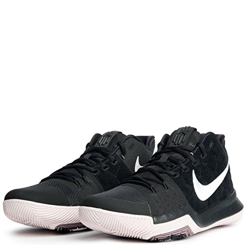 Nike Chaussures de Course Pour Hommes Kyrie Irving 3 Silt Red NBA Boston Celtics Black/White-Silt Red