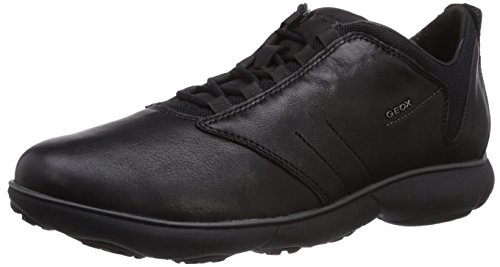 geox-u-nebula-a-zapatilla-deportiva-de-cuero-hombre-color-negro-talla-42