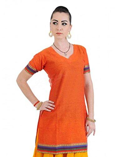 Indian Handicrafts Export Girls Top South Cotton
