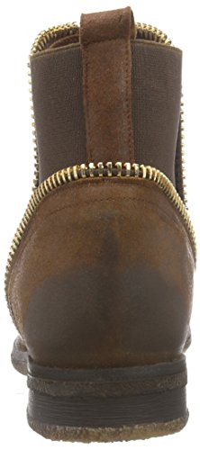 Inuovo Flossy, Bottes Chelsea femme Marron (coconut-d.brown Elastic)