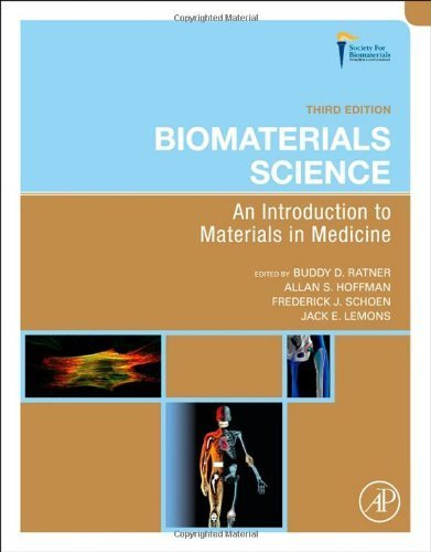 [ [ [ Biomaterials Science: An Introduction to Materials in Medicine [ BIOMATERIALS SCIENCE: AN INTRODUCTION TO MATERIALS IN MEDICINE ] By Ratner, Buddy D ( Author )Nov-09-2012 Hardcover