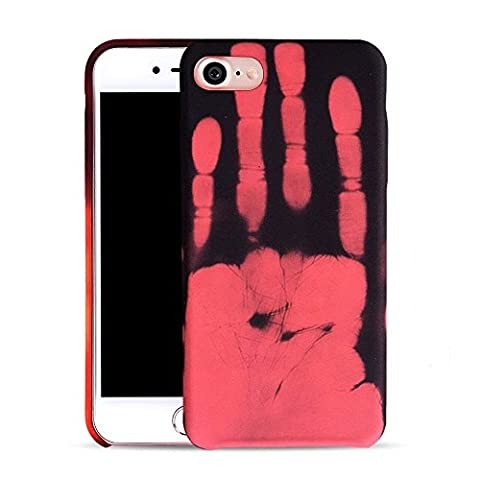 Magical Design Thermal Induction Discoloration Coque pour iPhone 6 Plus