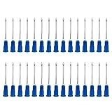 1000 Pack 16G-16 * 38mm Nadel Tierarzt Nylon Einweg-Nadel-Spritze Nadel aus Kunststoff, Kanüle von Geflügel, Sie Kann Auch Verwendet Werden für die Industrie Klebepflaster (E)