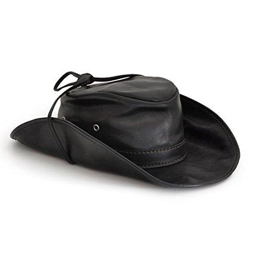 Pratesi Cagliostro cappello 59 cm - B040/59 Bruce (Nero) Nero