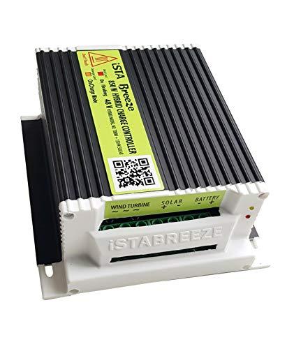 12V, 24V, 48V, Windgenerator HYBRID LADEREGLER,Solar, PV Modul, i/HCC650, IstaBreeze® (48V)