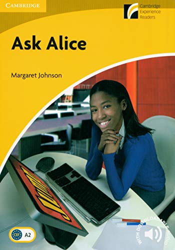 CDR2: Ask Alice Level 2 Elementary/Lower-intermediate (Cambridge Discovery Readers, Level 2)