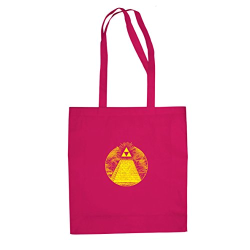To hyrule us all - Stofftasche / Beutel Pink