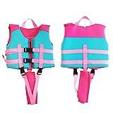 Fascigirl Giubbotto di salvataggio per bambini Giubbotto di salvataggio professionale Giubbotto di canottaggio Gilet da nuoto per sport acquatici