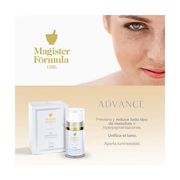 Crema Antimanchas Despigmentante | Crema Blanqueadora Facial | Elimina y reduce manchas de la piel y cara | Efecto…