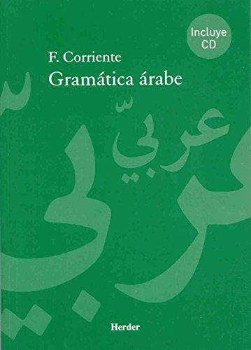 Gramática árabe por Federico Corriente Córdoba