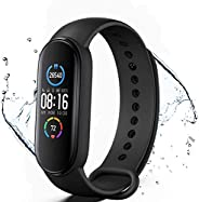 KLiHD Smart Watch,M5 Activity Tracker,Smartwatch Tracker Fitness Orologio Sport Smartband,Contacalorie,Contapa