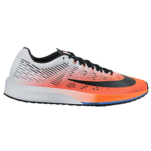 Nike Herren Air Zoom Elite 9 Laufschuhe Mehrfarbig (Hyper Orange/white/medium Blue/black)