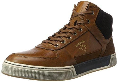 Pantofola D'Oro Herren Frederico Uomo Mid Hohe Sneaker, Braun (Tortoise Fa), 42 EU