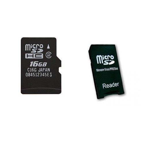 Komputerbay 16 GB MicroSD/MicroSDHC (TF) für RIM BlackBerry 8330 (Geldesign) 16 GB 8330 Rim