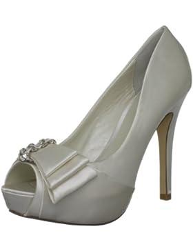 Menbur Wedding Noa 5160, Scarpe col tacco da sposa