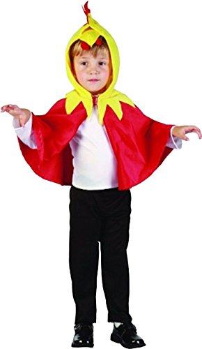 Jungen Mädchen chick Fancy Kleid Huhn Welt Buch, Woche Tag Kostüm 2–4Jahre Kleinkind (Huhn Kostüme Für Kleinkind)