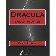 Dracula: Large Print Edition