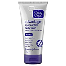 Clean and Clear Advantage Fast Action Nettoyant quotidien 150 ml