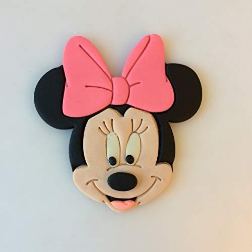 Minnie Mouse 266-B034 Ausstechformen-Set 3 inches rot
