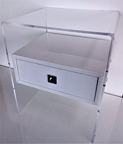 Comodini Plexiglass - Incubatore Impresa