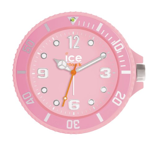Price comparison product image Ice-Clock Alarm Clock, Pink