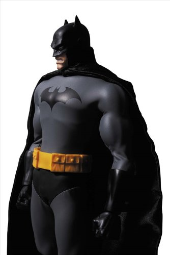 DC Comics Figura RAH 1/6 Batman (Batman Hush) Black Version 30 cm 4