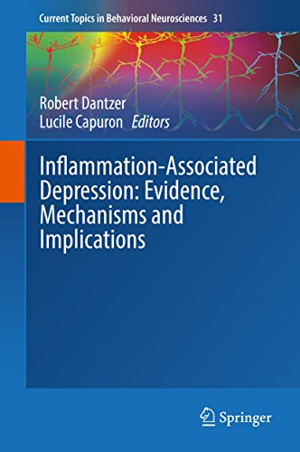 Inflammation-Associated Depression: Evidence, Mechanisms and Implications (Current Topics in Behavioral Neurosciences Book 31) (English Edition)