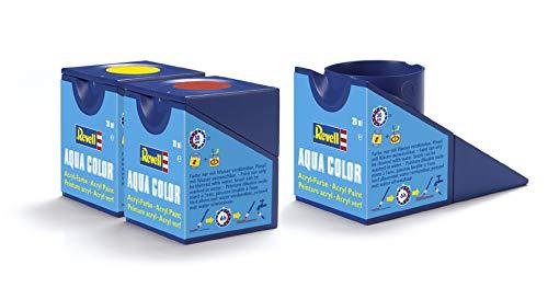 Revell 36360 Aqua Color - Pintura acrílica Mate Sedoso (18 ml), Color Verde Helecho