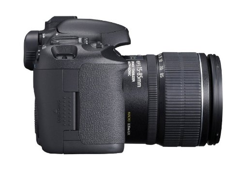 Canon EOS 7D 18MP Digital SLR Camera (Black) with EF-S 15-85 IS Lens