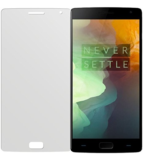 2x dipos OnePlus 2 Schutzfolie - Displayschutzfolie matt