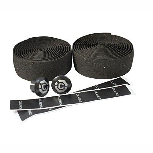 Clarks Cork-Ribbon Lenkerband schwarz 2013 schwarz Fahrradteile Griffe & Lenkerbänder Lenkerbänder (Griff Herren Clarks)