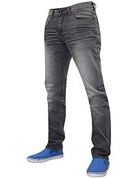 Nouveaux Hommes Designer CROSSHATCH denim stretch marque Jeans Skinny Fit pantalon