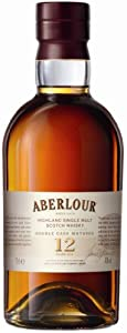 Aberlour 12-Year-Old Highland Single Malt Scotch Whisky 70 cl from Aberlour