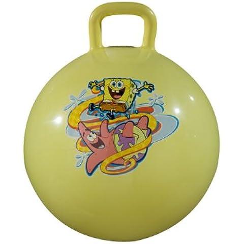 Franklin Sport - Nickelodeon Spongebob Squarepants Hopping Ball # 11724 - Franklin Sport Grip
