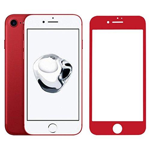 Iphone X Ultra-Dünn 0.5mm Matte Hülle + Vollständige Abdeckung Schutzfolie,SUNAVY Neu 360-Grad Anti-stoß Anti-Kratzer Leichte Hart-PC HandyMatte Hülle SchutzMatte Hülle für Apple X,5.8 zoll,Blau Rot