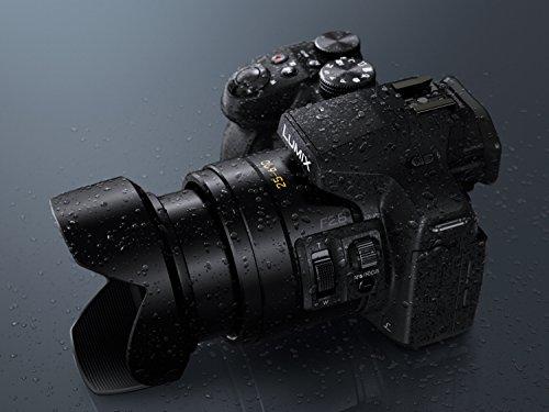 Panasonic LUMIX DMC-FZ300EGK Premium-Bridgekamera (12 Megapixel, 24x opt. Zoom, LEICA DC Weitwinkel-Objektiv, 4K Foto/Video,Staub-/Spritzwasserschutz) schwarz - 12