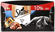 Sheba flakes tuna (80 g x 6 cans)
