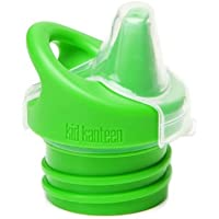 Klean Kanteen Sippy Cap For Tapón, Unisex, Green, 6.35x6.35x6.
