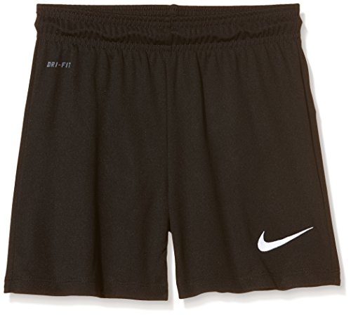 NIKE Kinder Shorts Park II Knit, Black/White, L, 725989-010 (Jungen Short Kinder Nike)