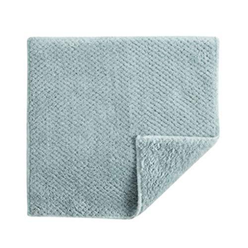 Mikrofaser Reinigungstuch Handtuch Küche Autoscheiben Staubreinigungstuch Absorbent Fabric Super Absorbent Mengonee