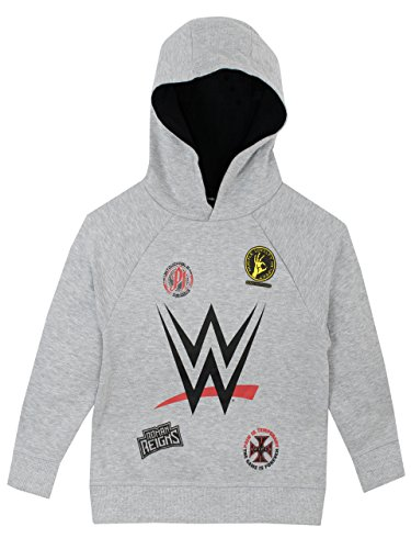WWE - Sudadera con capucha - World Wrestling Entertainment - Para Niñ
